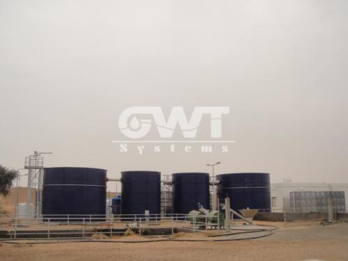 1.1.3 Poultry & Dairyl Waste Water Treatment -plant-3