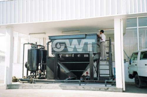 1.1.5 Laundry Wash water Treatment Plant